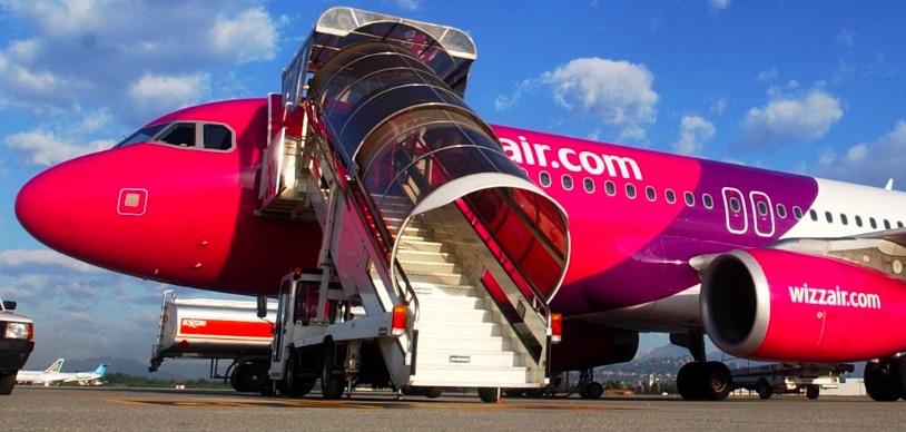 Wizz Air Украина: дешевые авиабилеты из Киева