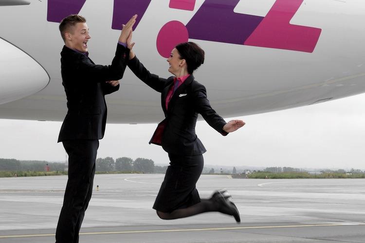WizzAir Болгария, поиск и бронирование дешевых авиабилетов из Софии, Бургаса и Варны