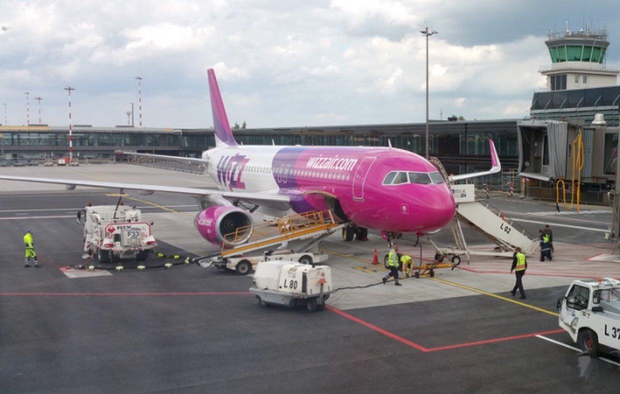 Wizz Air из Украины. Прямые рейсы Wizz Air из Киева, Харькова, Львова, бронирование авиабилетов